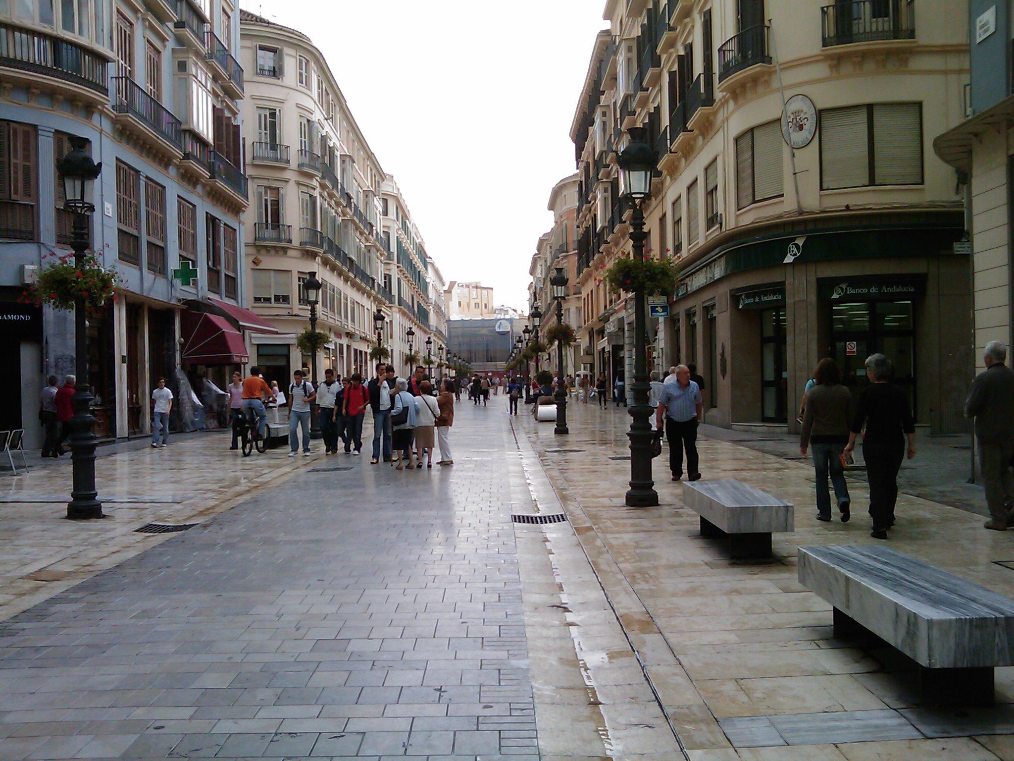 Malaga trip planner