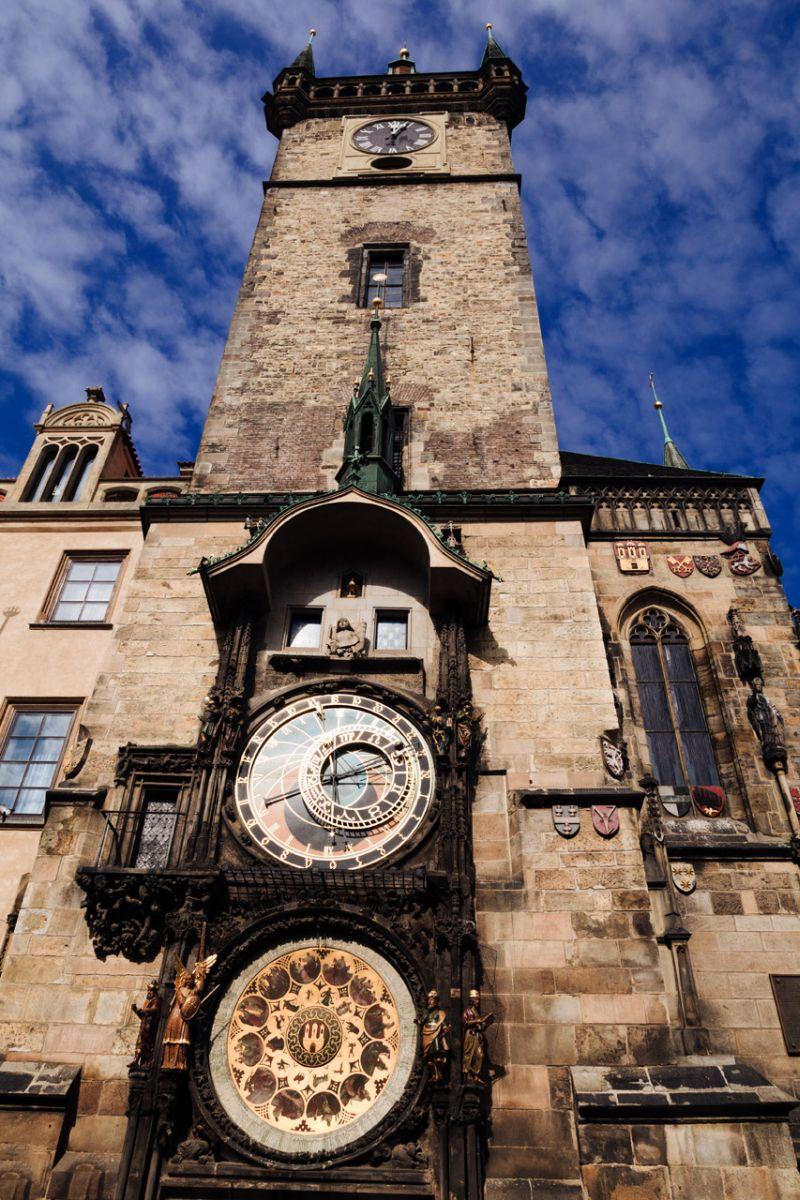 Prague trip planner