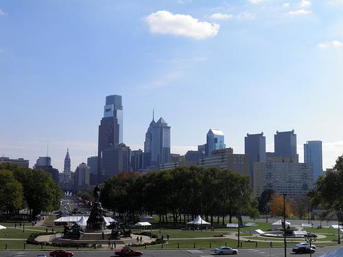 Philadelphia trip planner