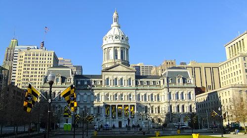 Baltimore trip planner