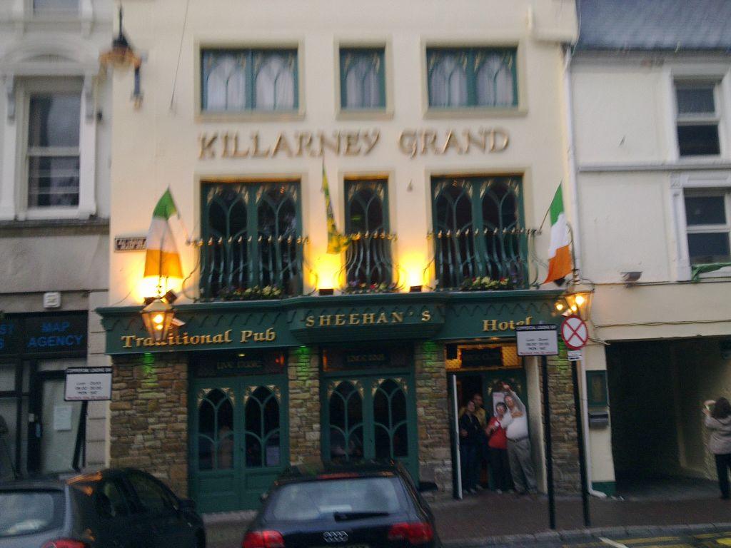 Killarney trip planner