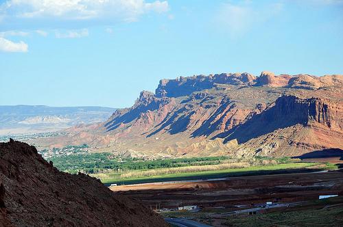 Moab trip planner