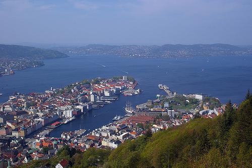 Bergen trip planner