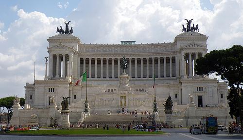 Rome trip planner