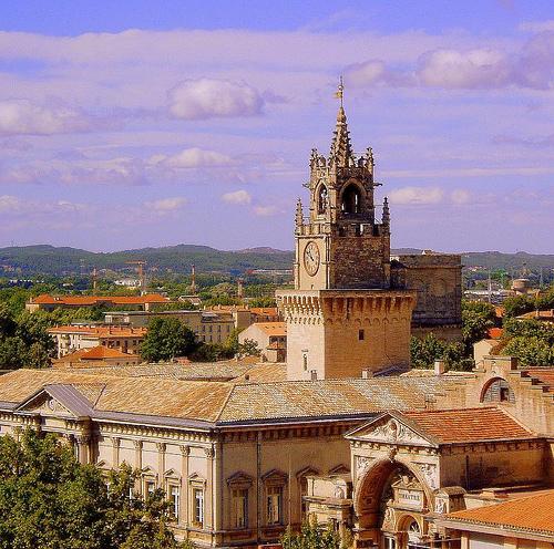 Avignon trip planner