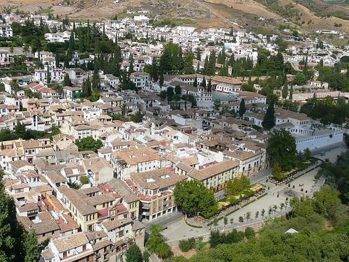 Granada trip planner