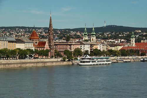 Budapest trip planner
