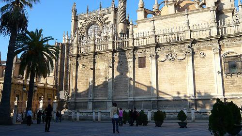 Sevilla trip planner