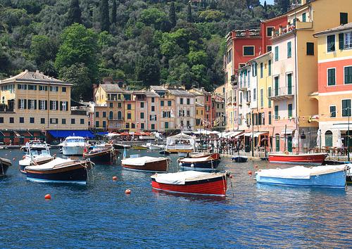 Portofino trip planner