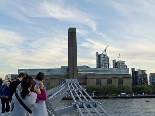 Tate Modern trip planner