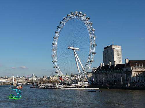 London Eye trip planner