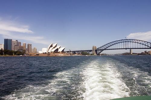 Sydney Harbour Bridge trip planner