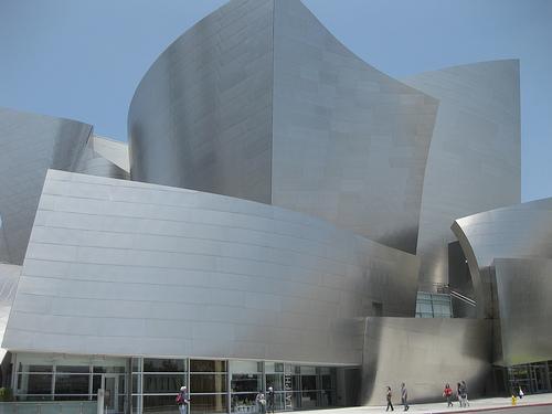 Walt Disney Concert Hall trip planner