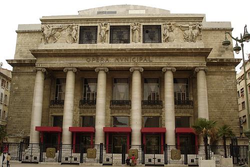 Opéra de Marseille trip planner