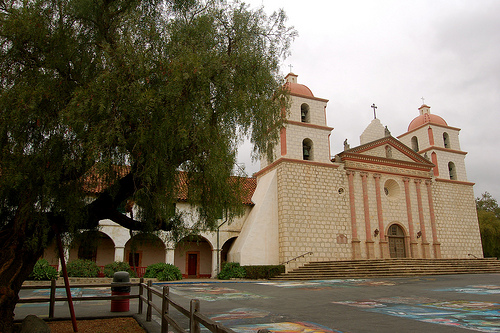 Mission Santa Barbara Travel Guide Tourist attractions Trip – Santa Barbara Tourist Attractions Map
