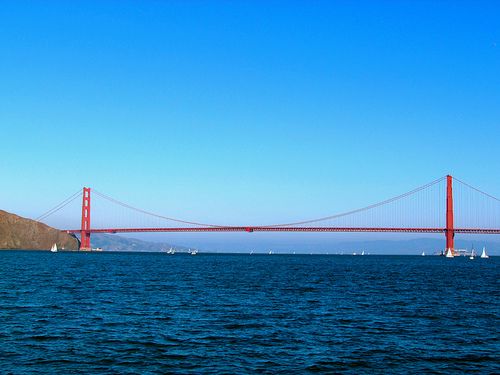 Golden Gate Bridge trip planner