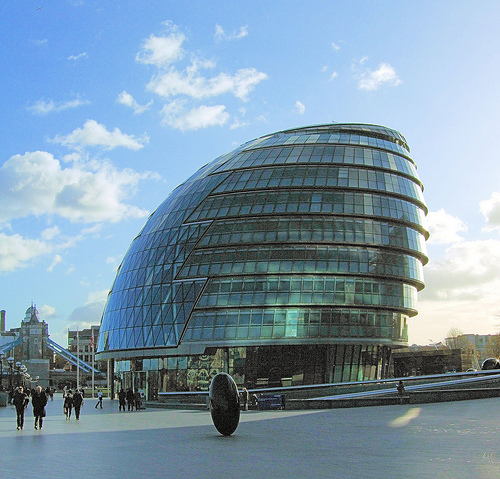City Hall (London) trip planner