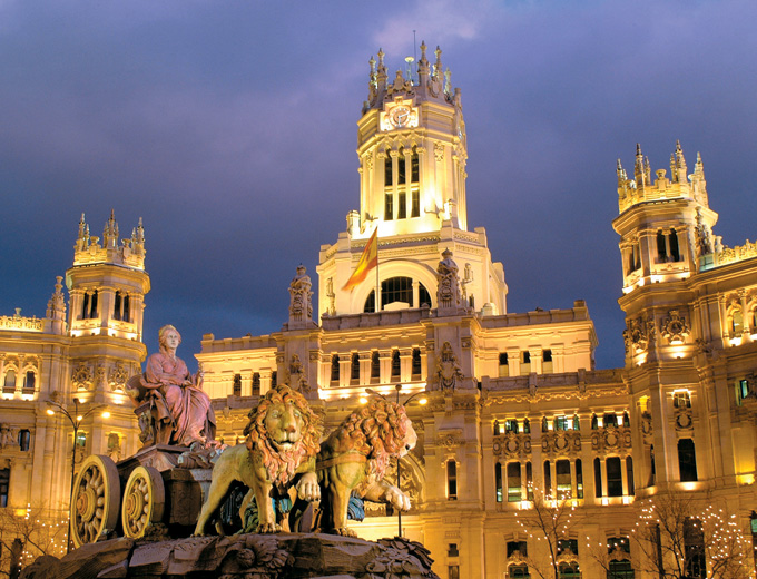 Madrid trip planner