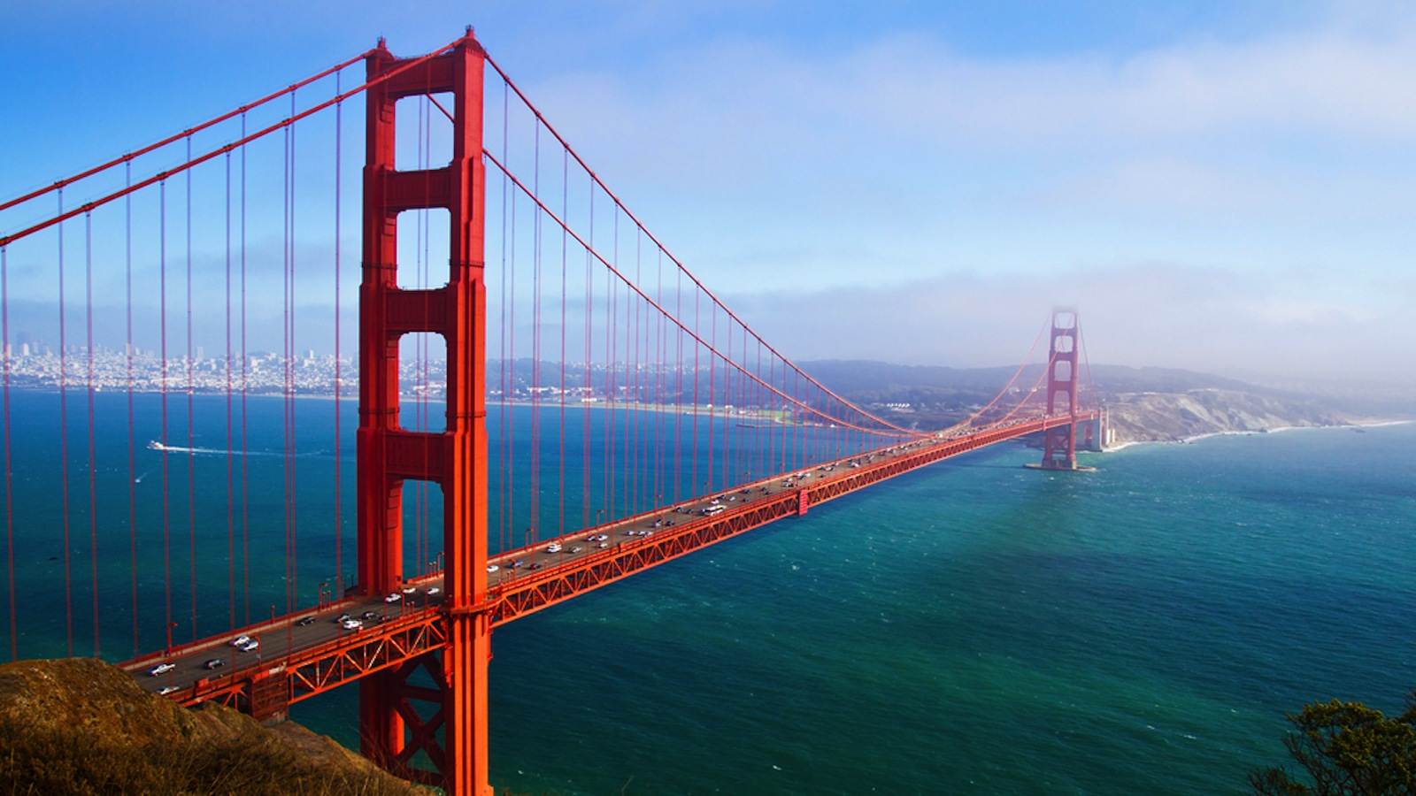 San Francisco trip planner