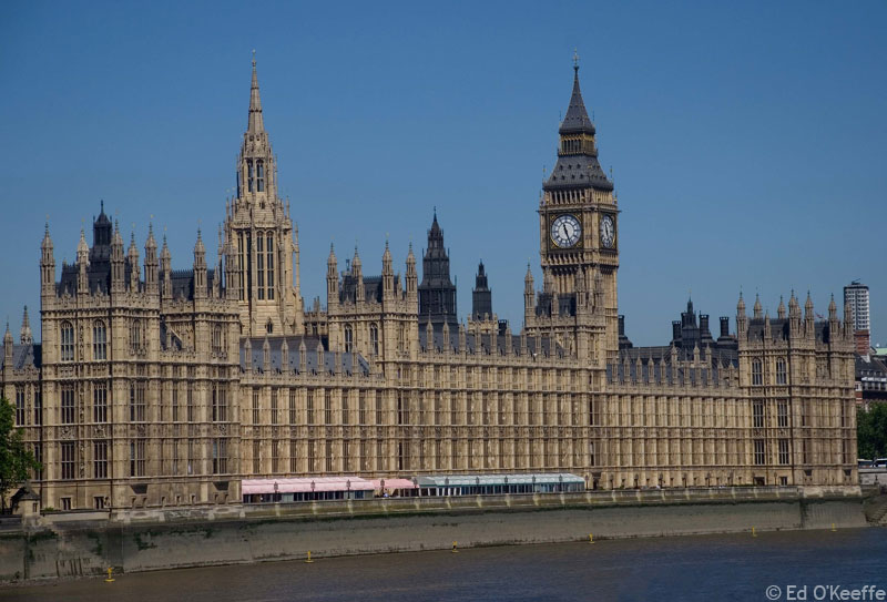 Palace of Westminster trip planner
