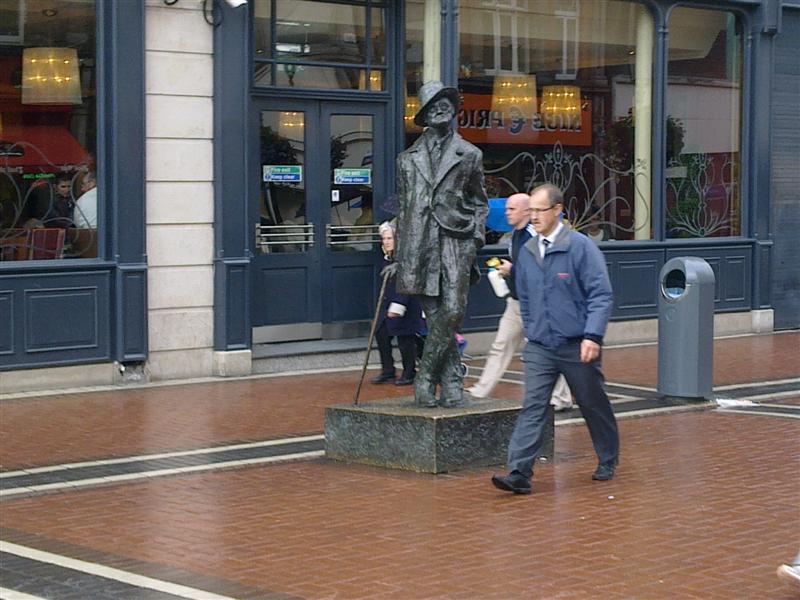 Dublin trip planner