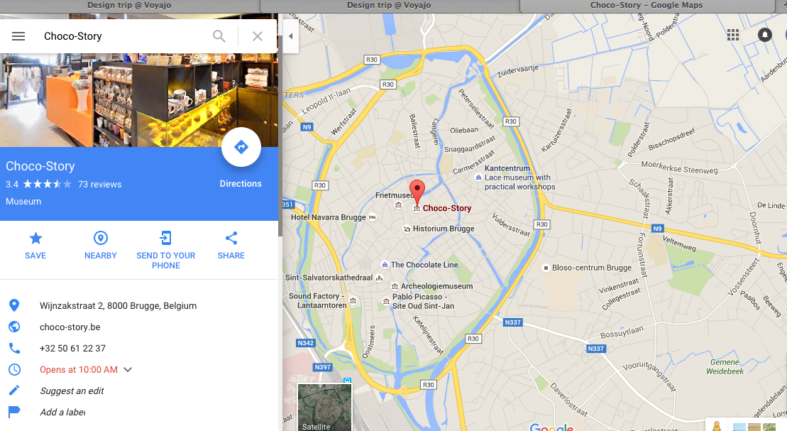 Belgium Flemish Region Brugge Bruges trip planner Voyajo