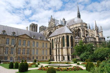 Reims trip planner