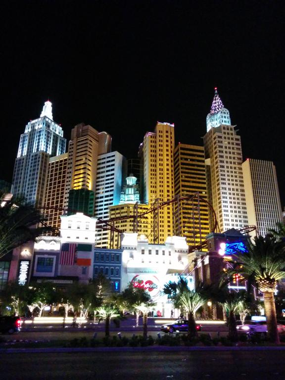 Las Vegas trip planner